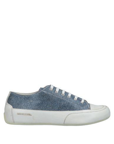 Фото - Низкие кеды и кроссовки от CANDICE COOPER синего цвета