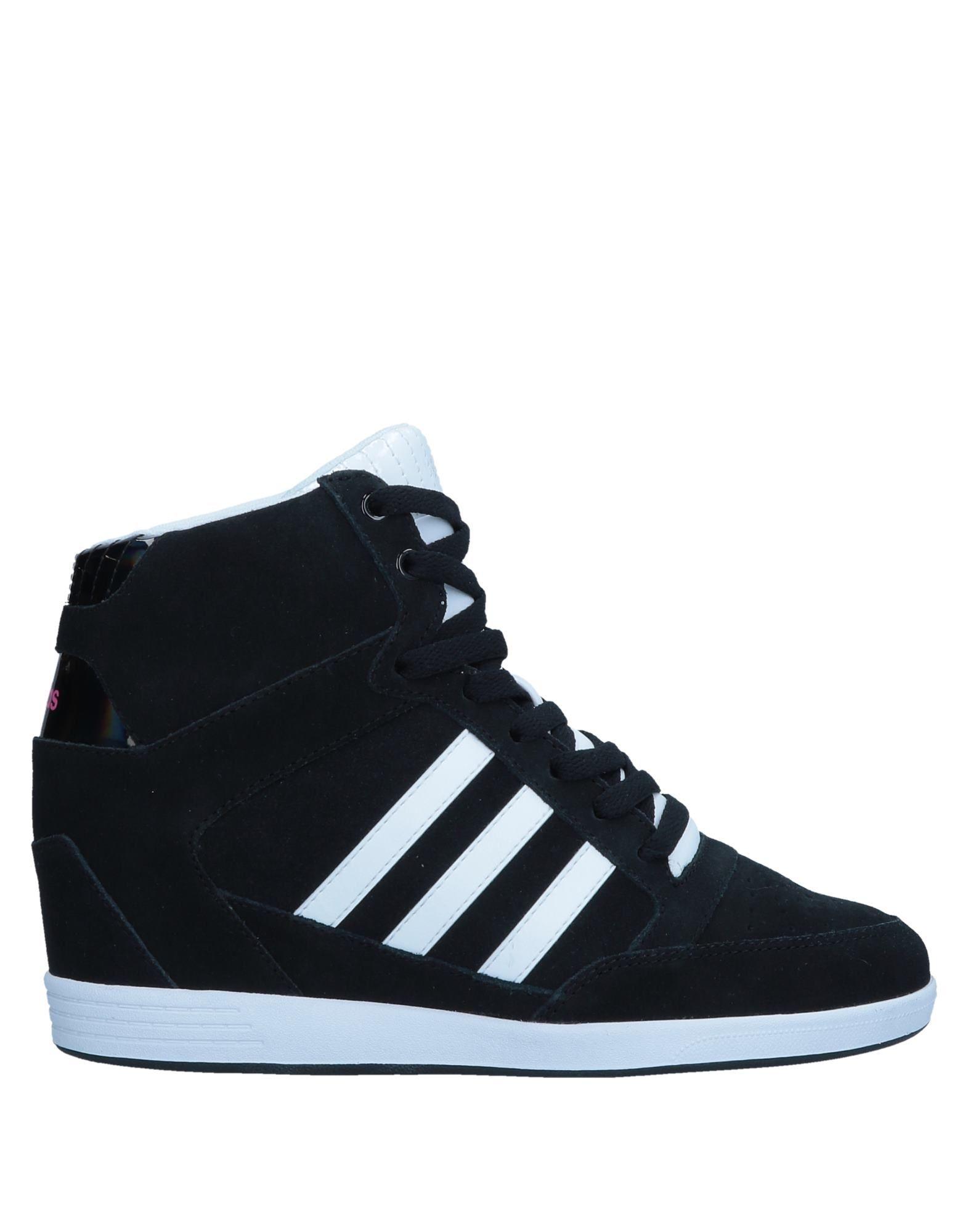 ADIDAS NEO Высокие кеды и кроссовки original adidas neo women s pants m32296 sportswear