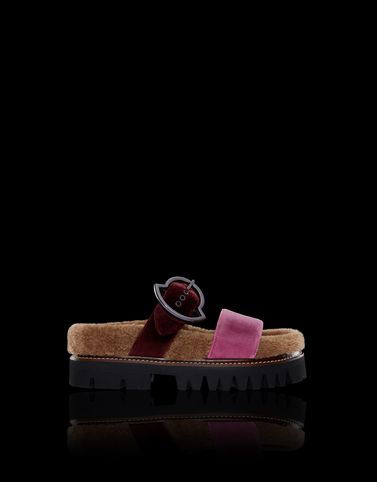 MONCLER AICHA - Sandals - women