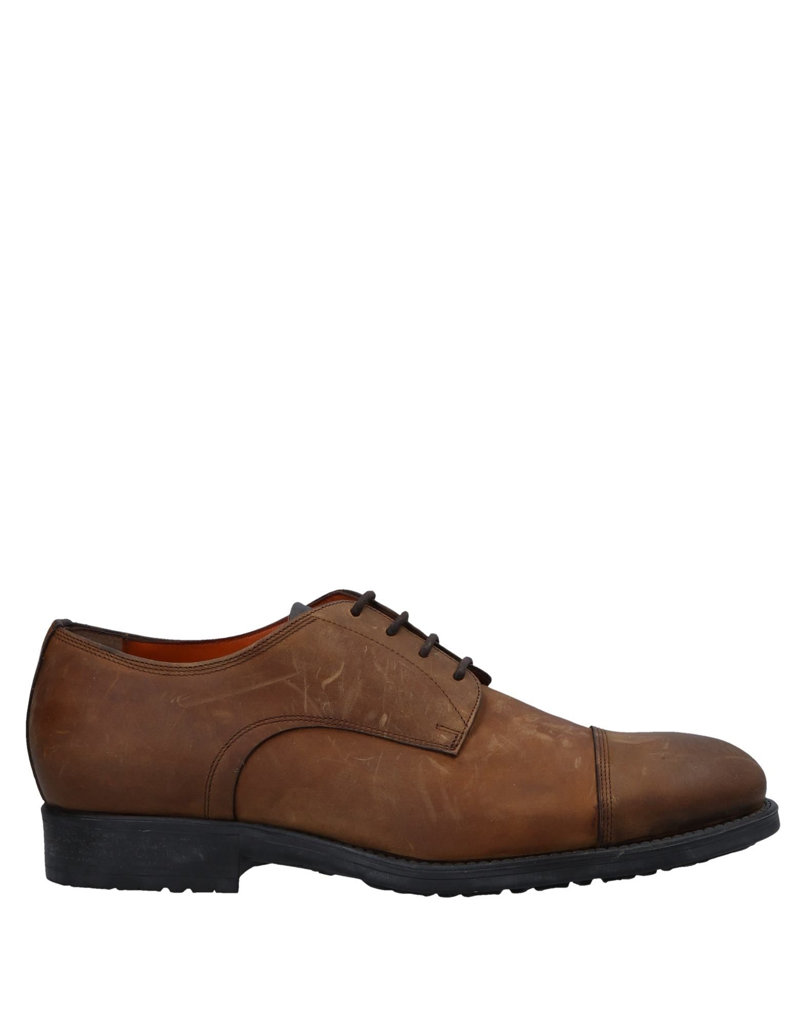 SANTONI SHABBY CHIC Обувь на шнурках