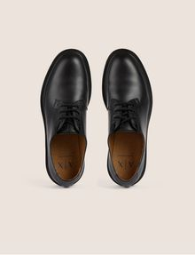 ARMANI EXCHANGE LACE-UP SHOE Man e