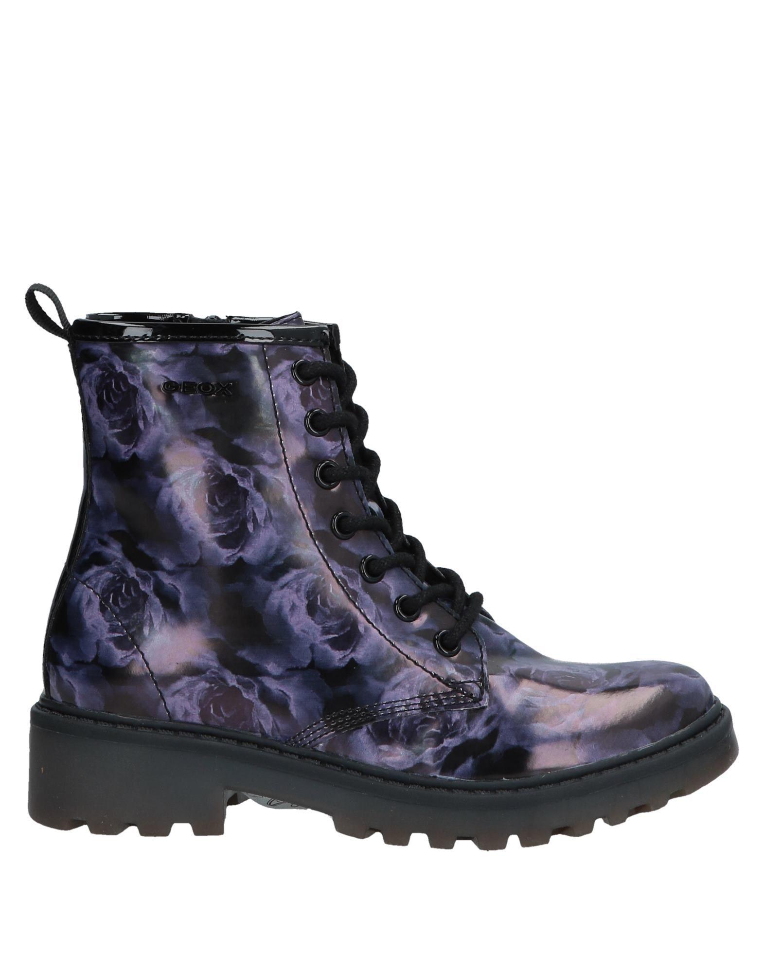 GEOX Полусапоги и высокие ботинки ботинки geox geox ge347amcbrc3