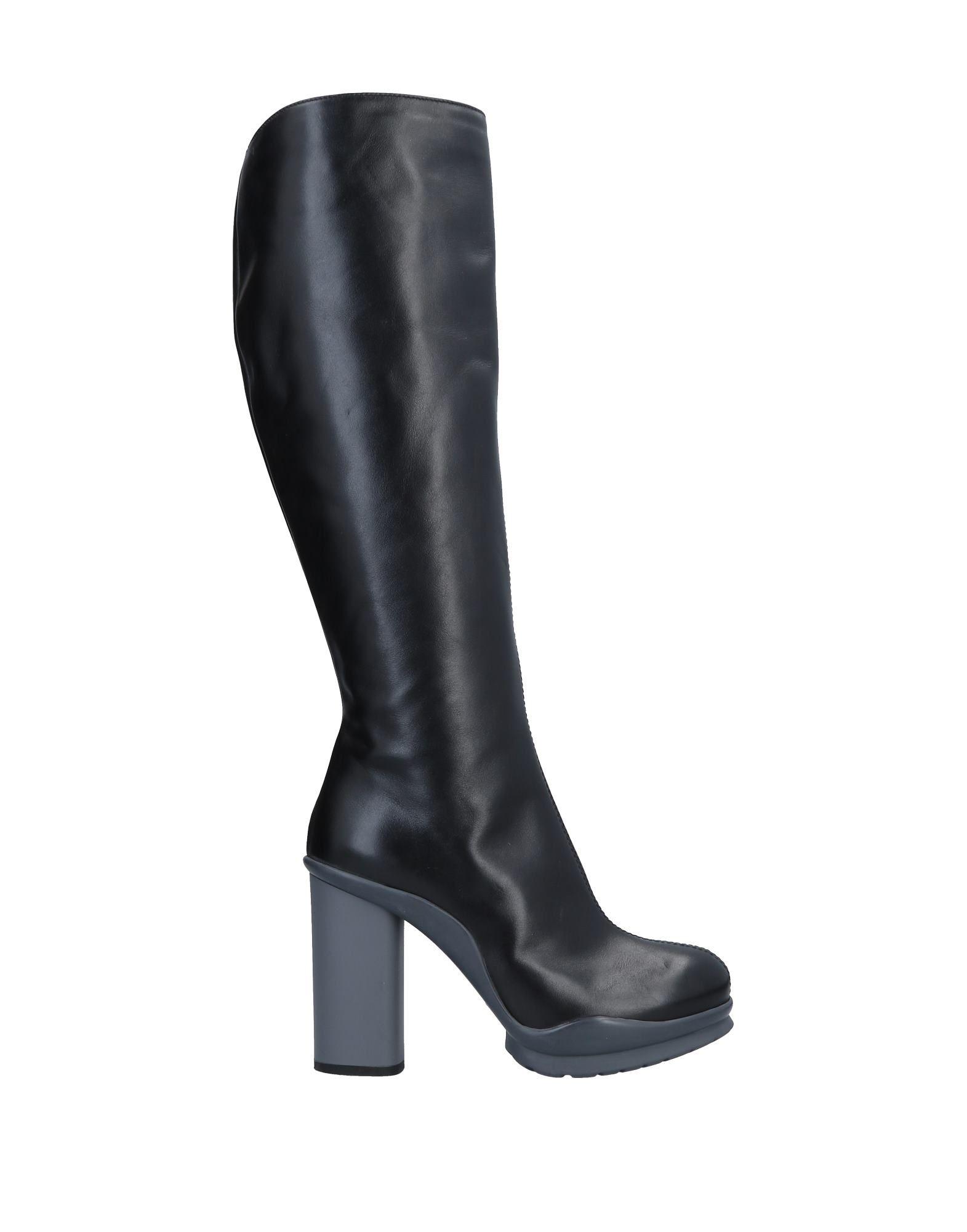 《送料無料》PINKO レディース ブーツ ブラック 36 牛革(カーフ)