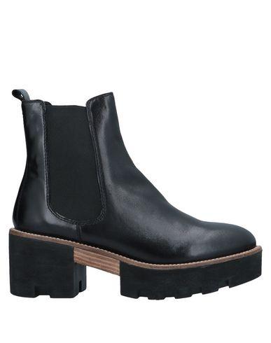 Фото - Полусапоги и высокие ботинки от ELVIO ZANON черного цвета