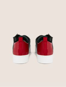 ARMANI EXCHANGE COLORBLOCK SIDE-ZIP LOW-TOP SNEAKER Sneakers [*** pickupInStoreShipping_info ***] d
