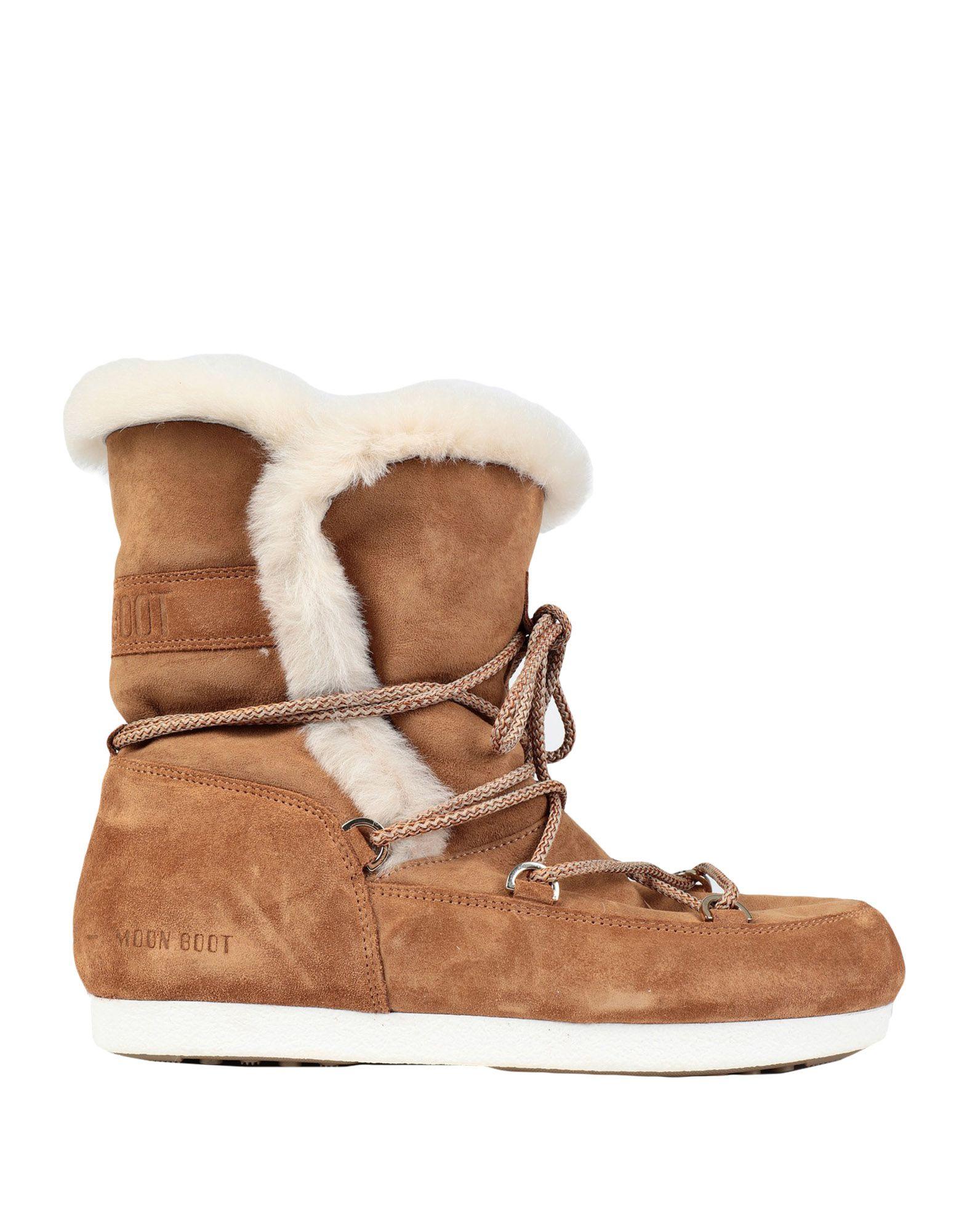 MOON BOOT Полусапоги и высокие ботинки