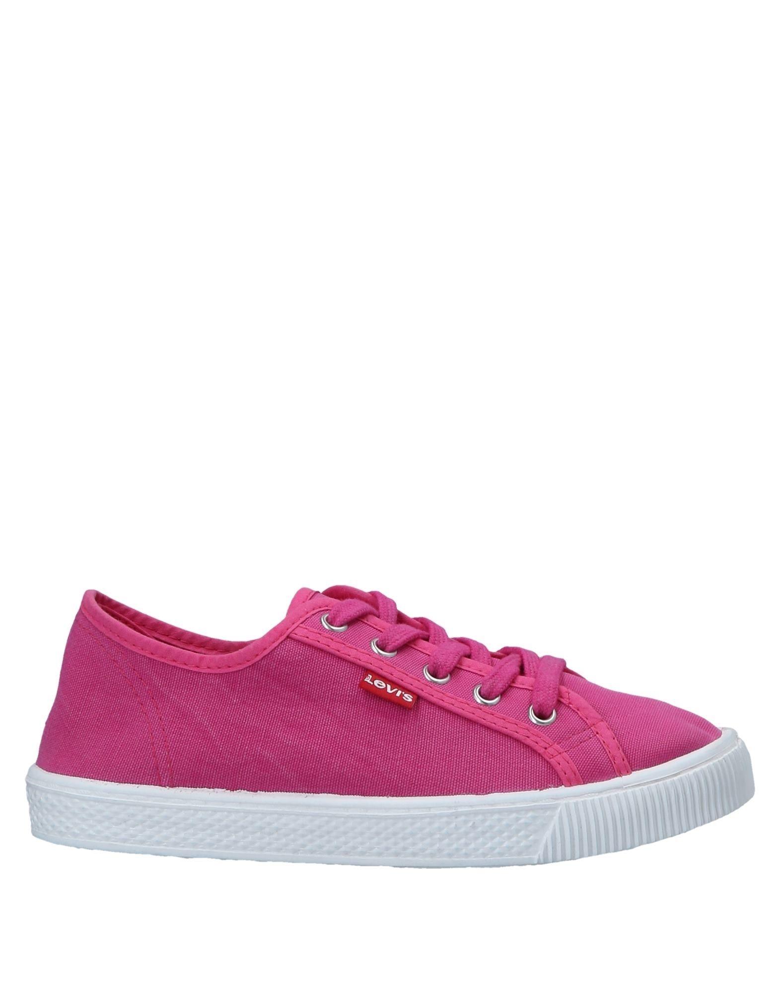 LEVI'S RED TAB Низкие кеды и кроссовки кеды кроссовки низкие детские dc tonik tx red