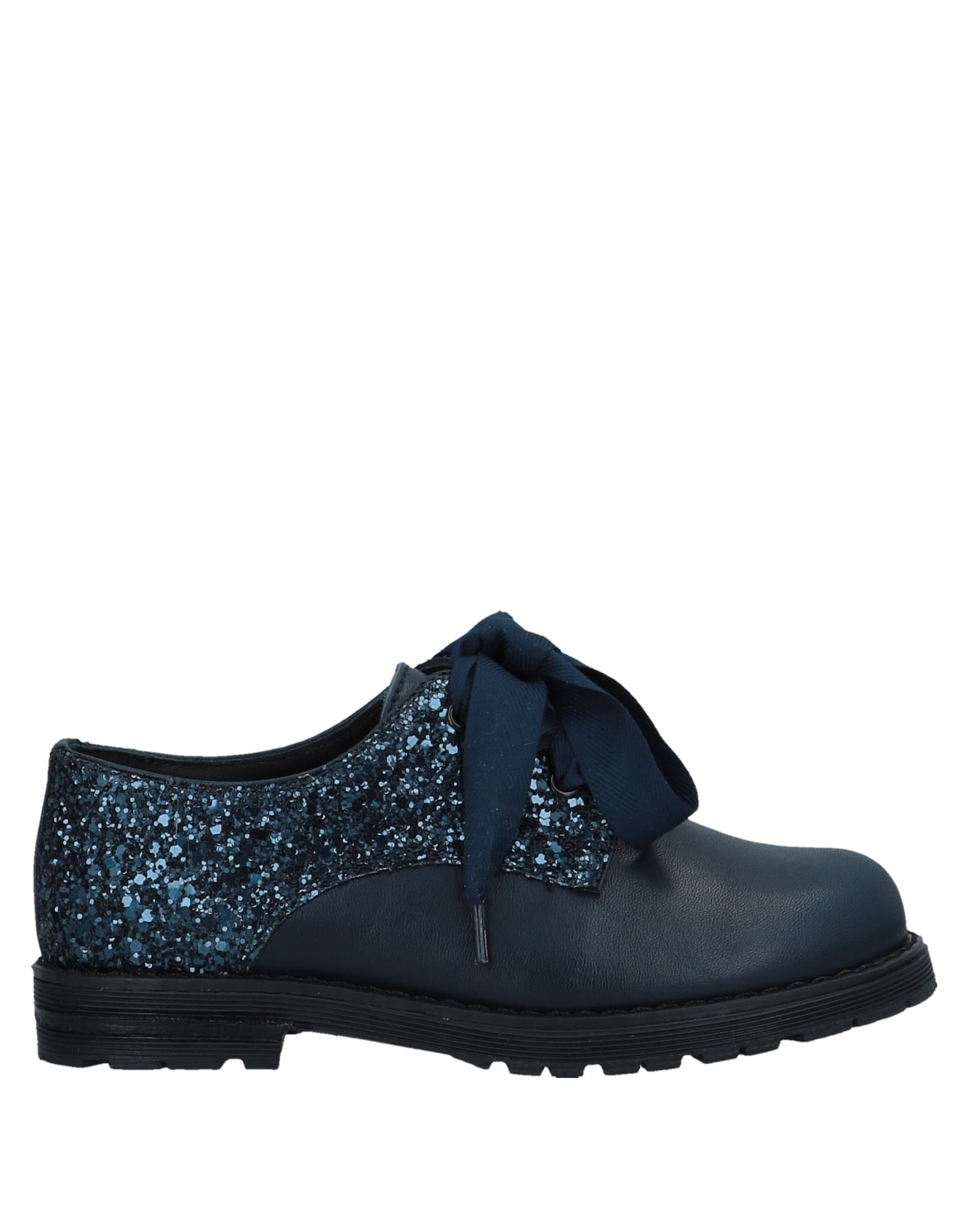 IL GUFO Обувь на шнурках il gufo лонгслив с контрастным принтом