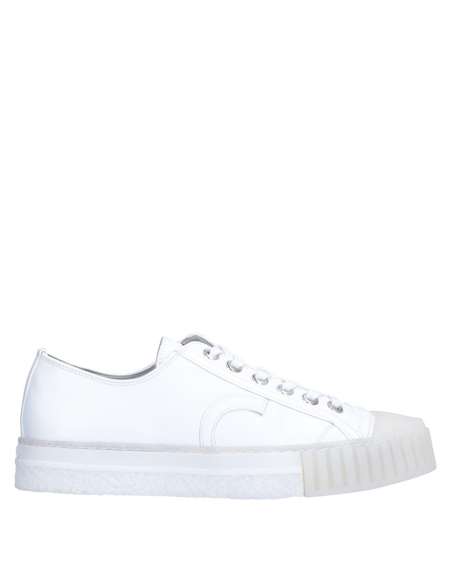 《送料無料》ADIEU メンズ スニーカー&テニスシューズ(ローカット) ホワイト 39 革