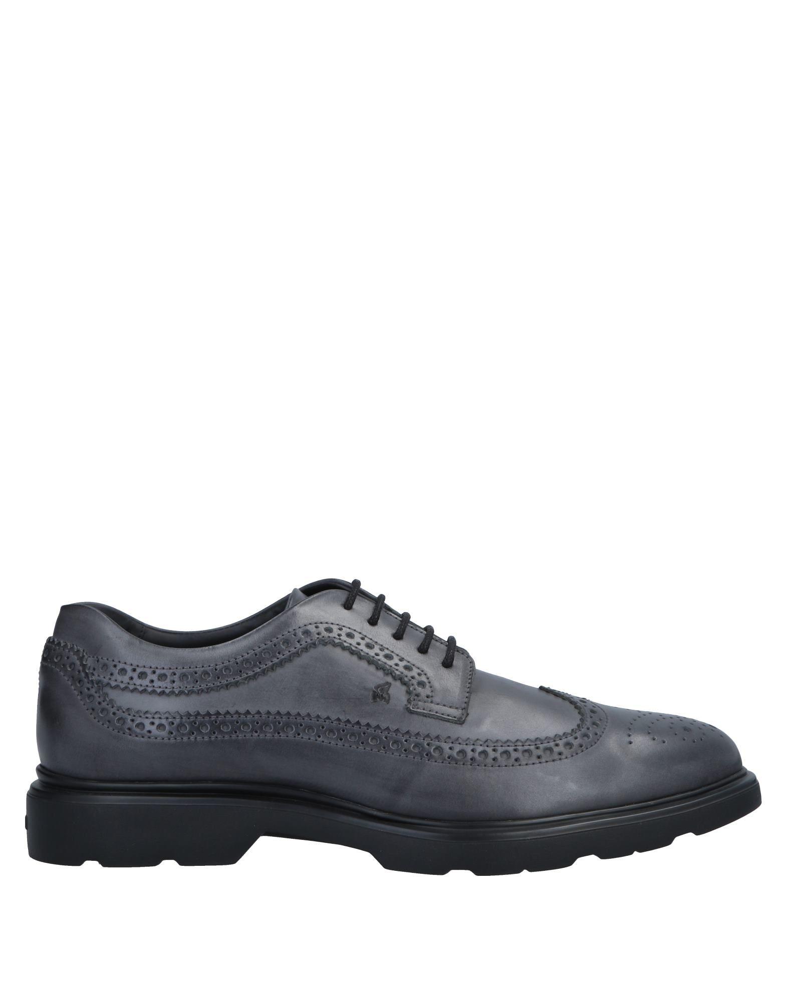 Фото - HOGAN Обувь на шнурках обувь на высокой платформе dkny