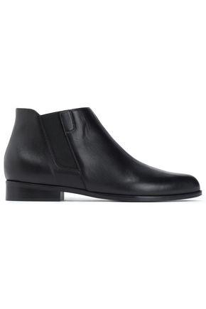 GIUSEPPE ZANOTTI Leather ankle boots
