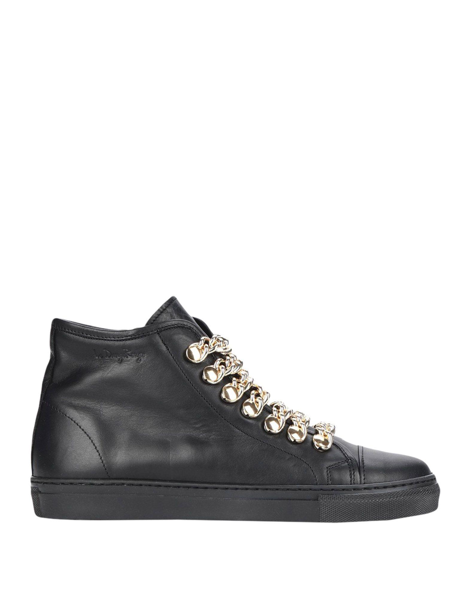 LE DANGEROUGE Высокие кеды и кроссовки кеды кроссовки высокие женские dc evan hi le brown dark chocolate