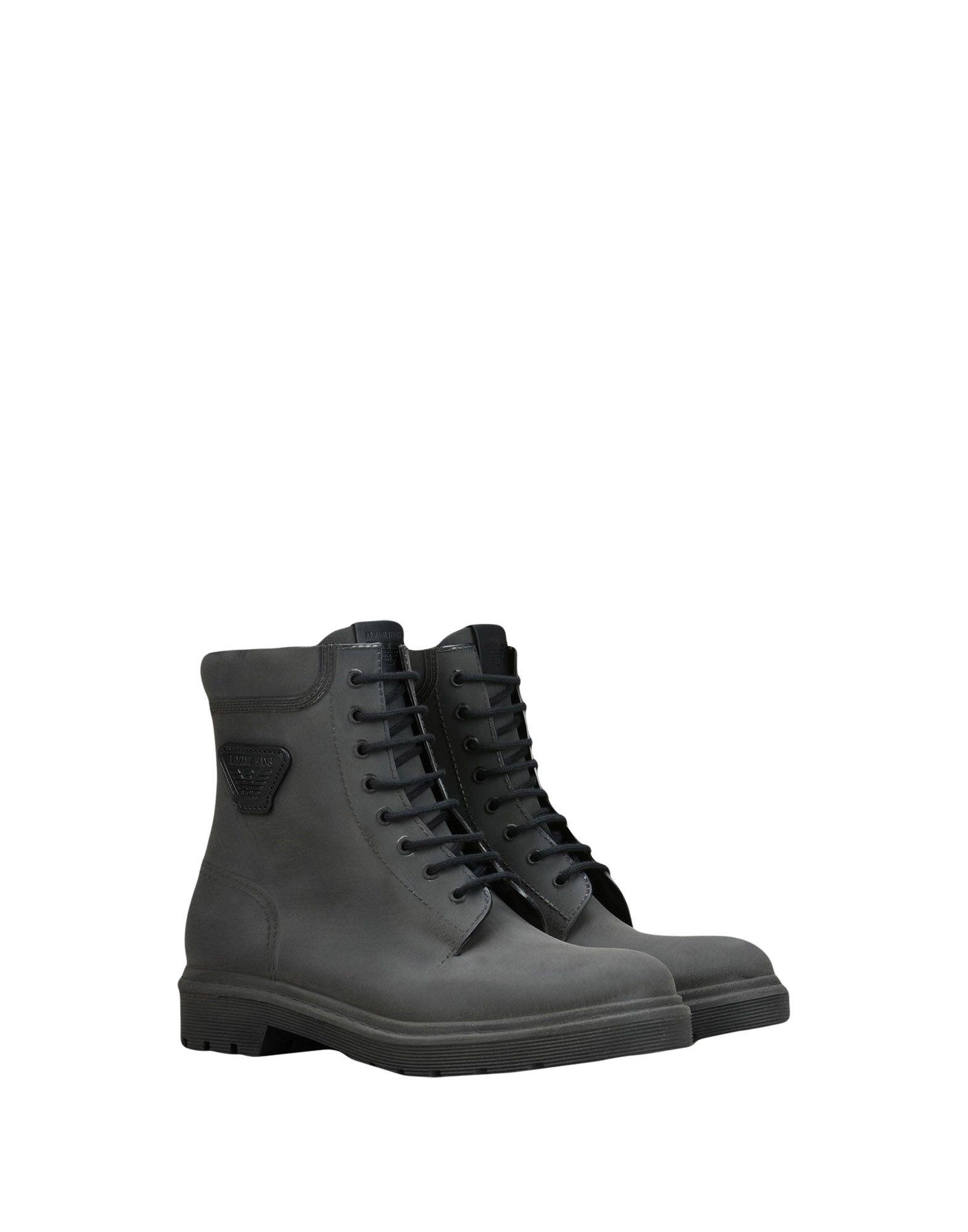 купить ARMANI JEANS Полусапоги и высокие ботинки по цене 10650 рублей