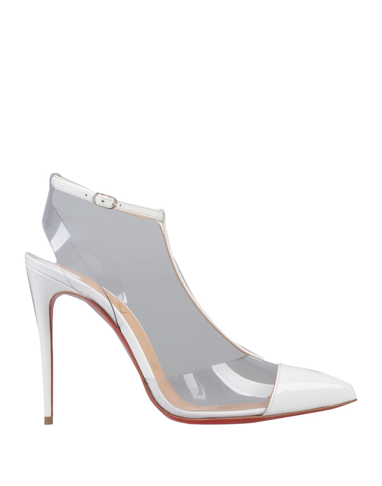 купить CHRISTIAN LOUBOUTIN Туфли недорого