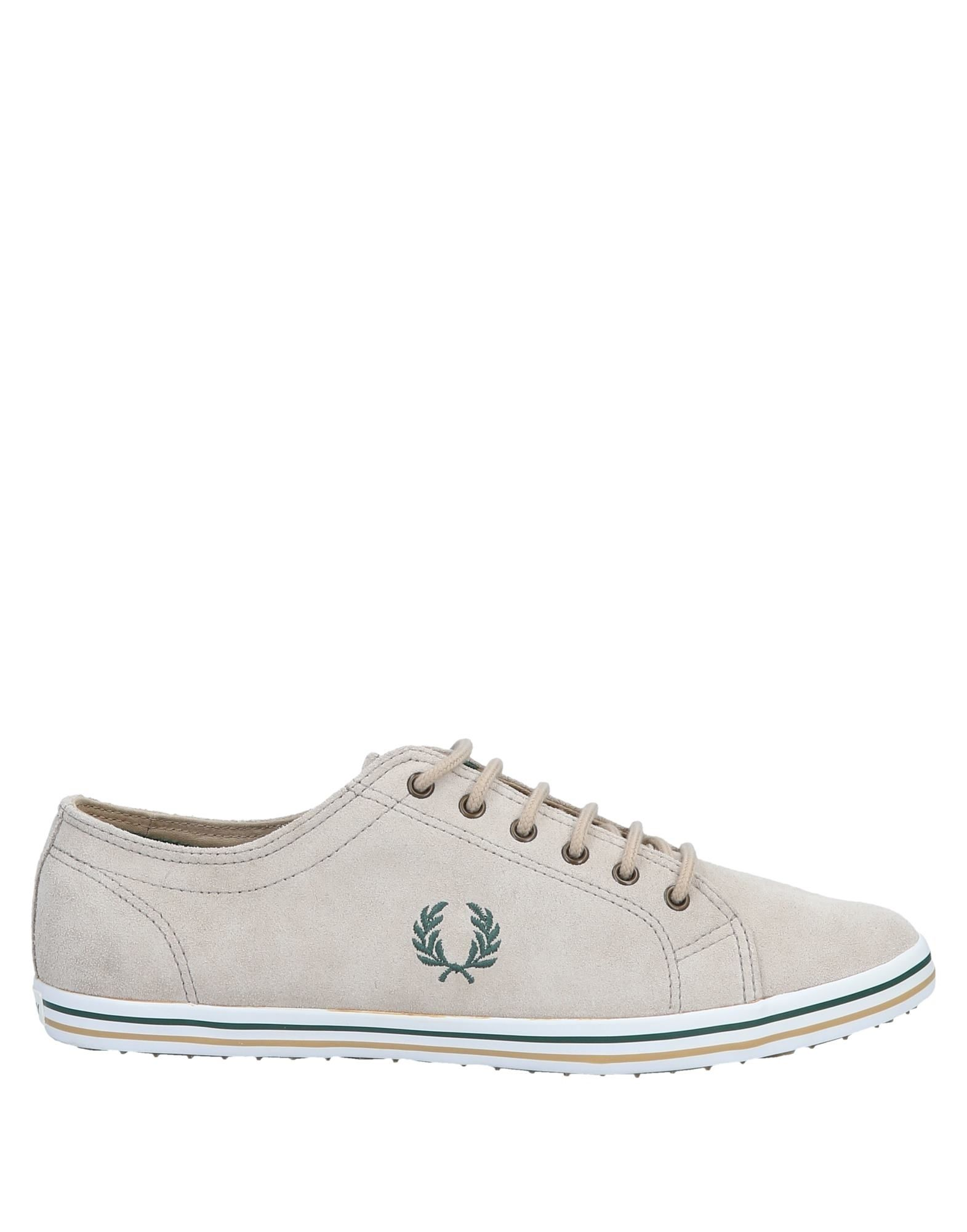 FRED PERRY Низкие кеды и кроссовки кеды кроссовки низкие fred perry kingston leather black