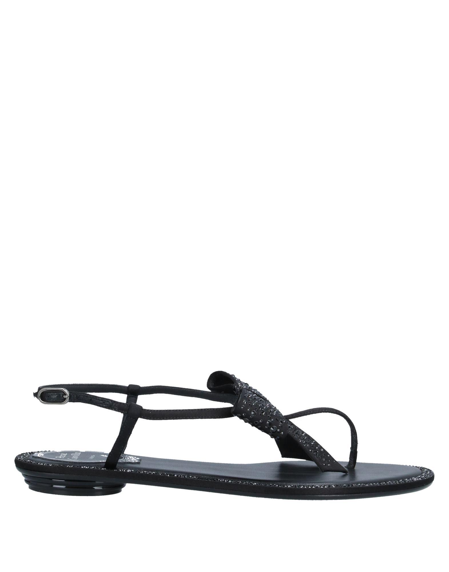 RENE' CAOVILLA Вьетнамки rene caovilla обувь на шнурках