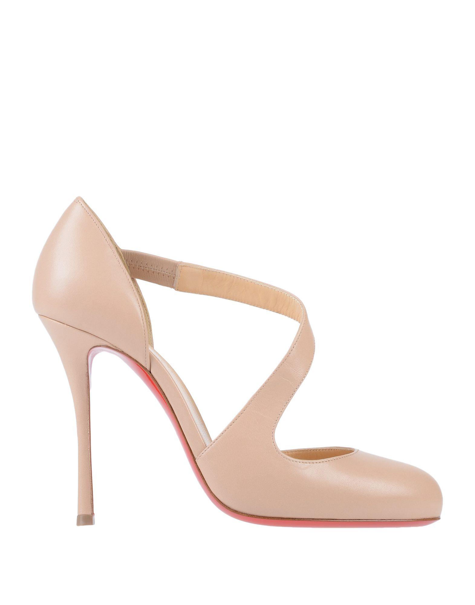 CHRISTIAN LOUBOUTIN Туфли цены онлайн