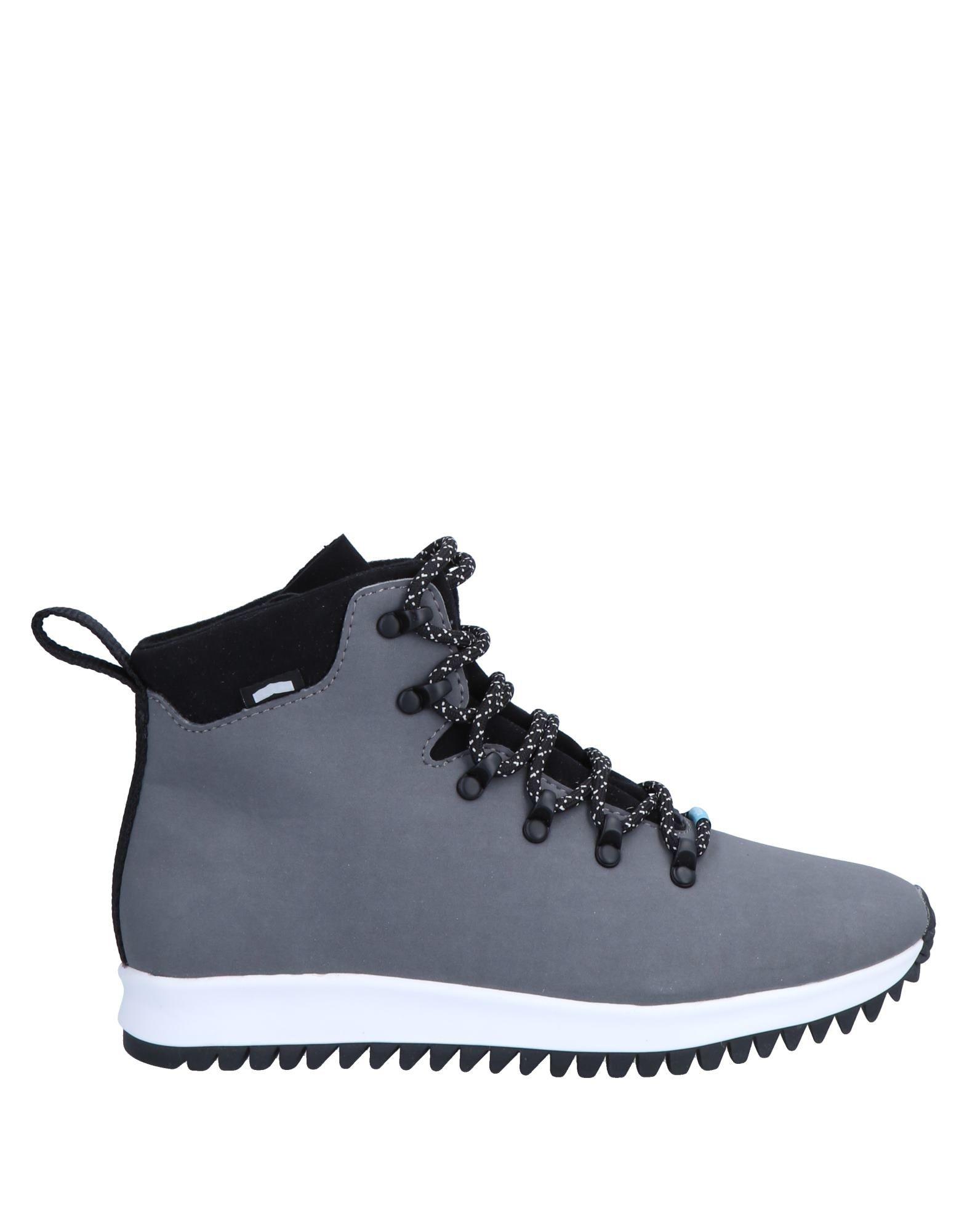 NATIVE Полусапоги и высокие ботинки ботинки swims ботинки без каблука