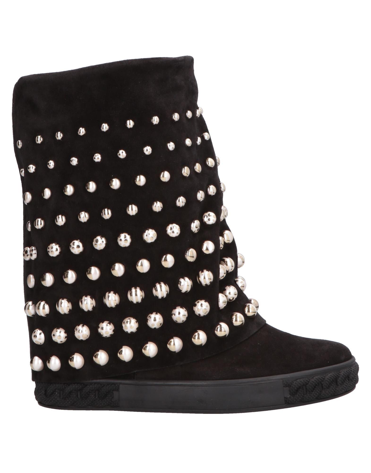 CASADEI Полусапоги и высокие ботинки ботинки swims ботинки без каблука