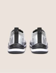 ARMANI EXCHANGE SNEAKERS LOW-TOP IN LUREX SPORTIVO Sneakers [*** pickupInStoreShipping_info ***] d