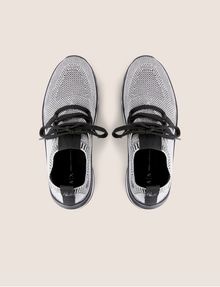 ARMANI EXCHANGE SNEAKERS LOW-TOP IN LUREX SPORTIVO Sneakers [*** pickupInStoreShipping_info ***] e