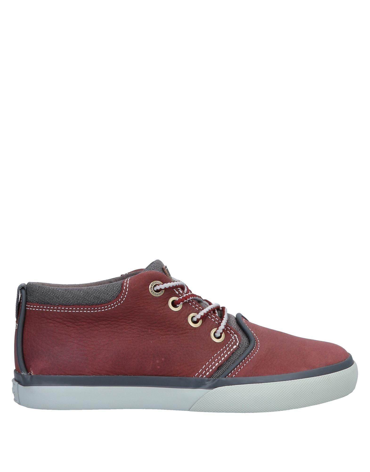 QUIKSILVER Полусапоги и высокие ботинки ботинки высокие quiksilver jax m shoe black brown