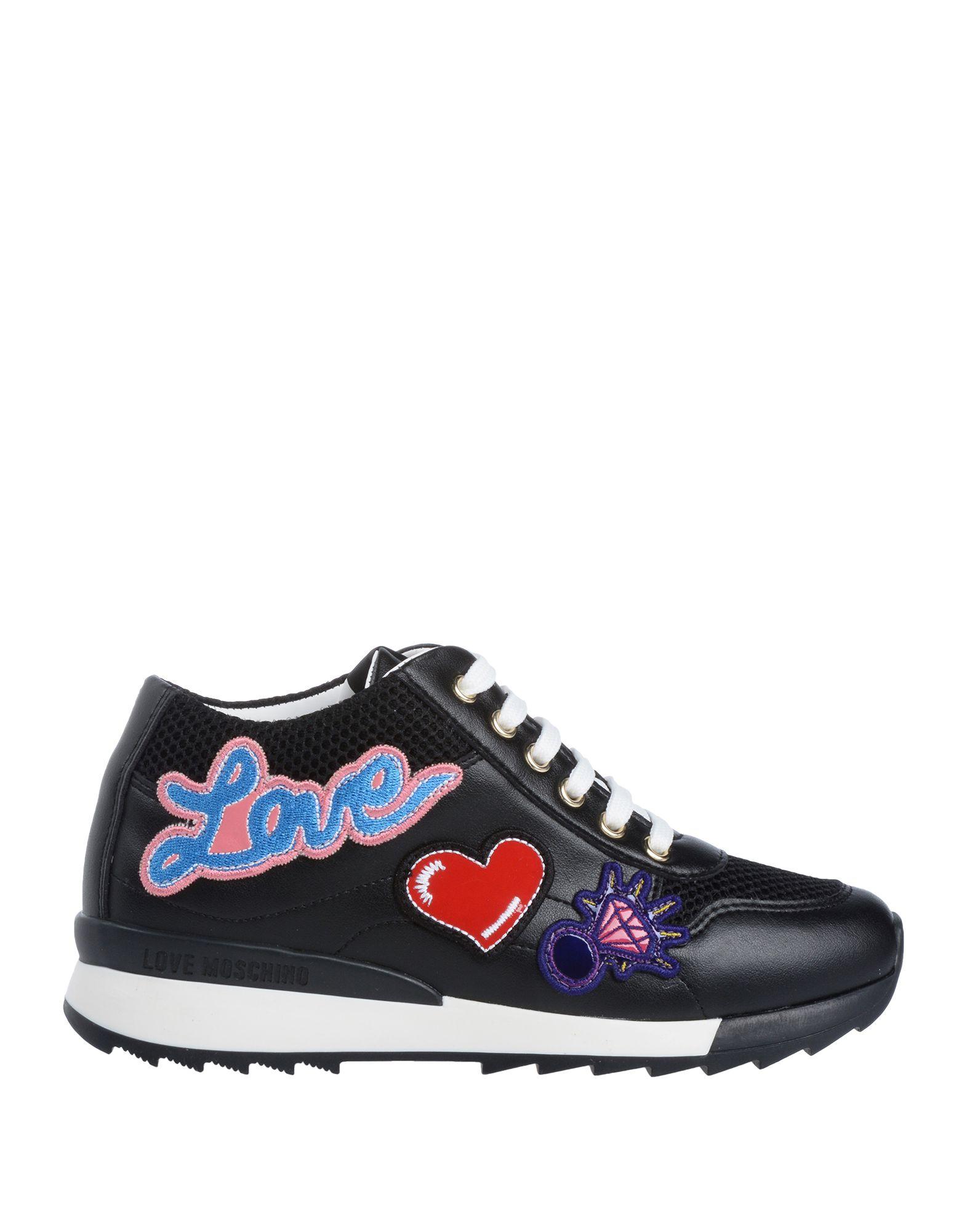 Фото - LOVE MOSCHINO Низкие кеды и кроссовки love moschino низкие кеды и кроссовки