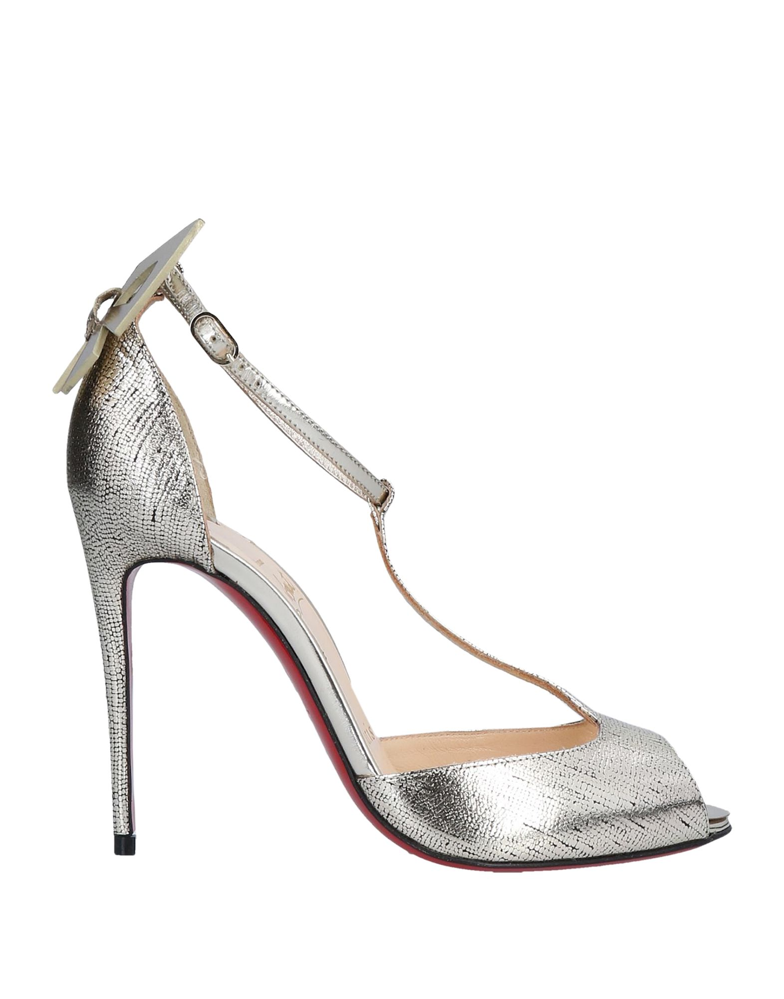 CHRISTIAN LOUBOUTIN Сандалии the girl with the make believe husband