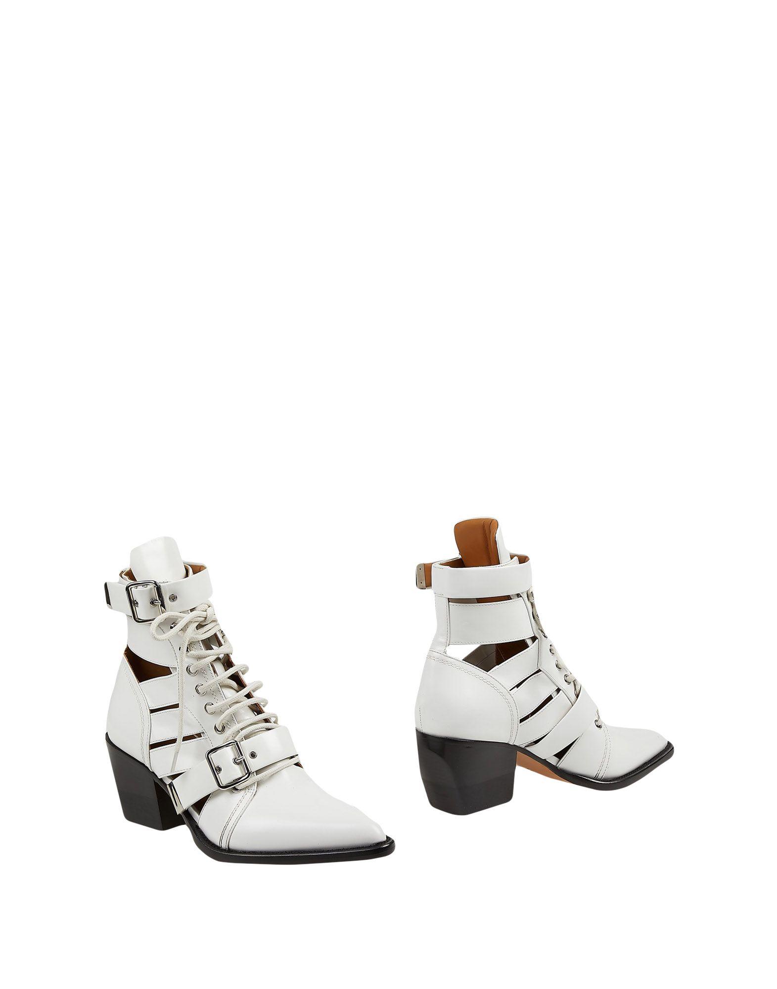 Фото - CHLOÉ Полусапоги и высокие ботинки opp france полусапоги и высокие ботинки