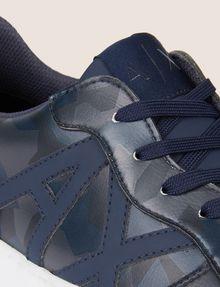 ARMANI EXCHANGE GEO CAMO LOW-TOP SNEAKER Sneakers [*** pickupInStoreShippingNotGuaranteed_info ***] a