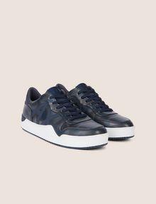 ARMANI EXCHANGE GEO CAMO LOW-TOP SNEAKER Sneakers [*** pickupInStoreShippingNotGuaranteed_info ***] r