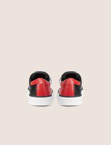 ARMANI EXCHANGE ZIGZAG COLORBLOCK LOW-TOP SNEAKER Sneakers Woman d