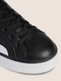 ARMANI EXCHANGE ZIGZAG COLORBLOCK LOW-TOP SNEAKER Sneakers Woman a