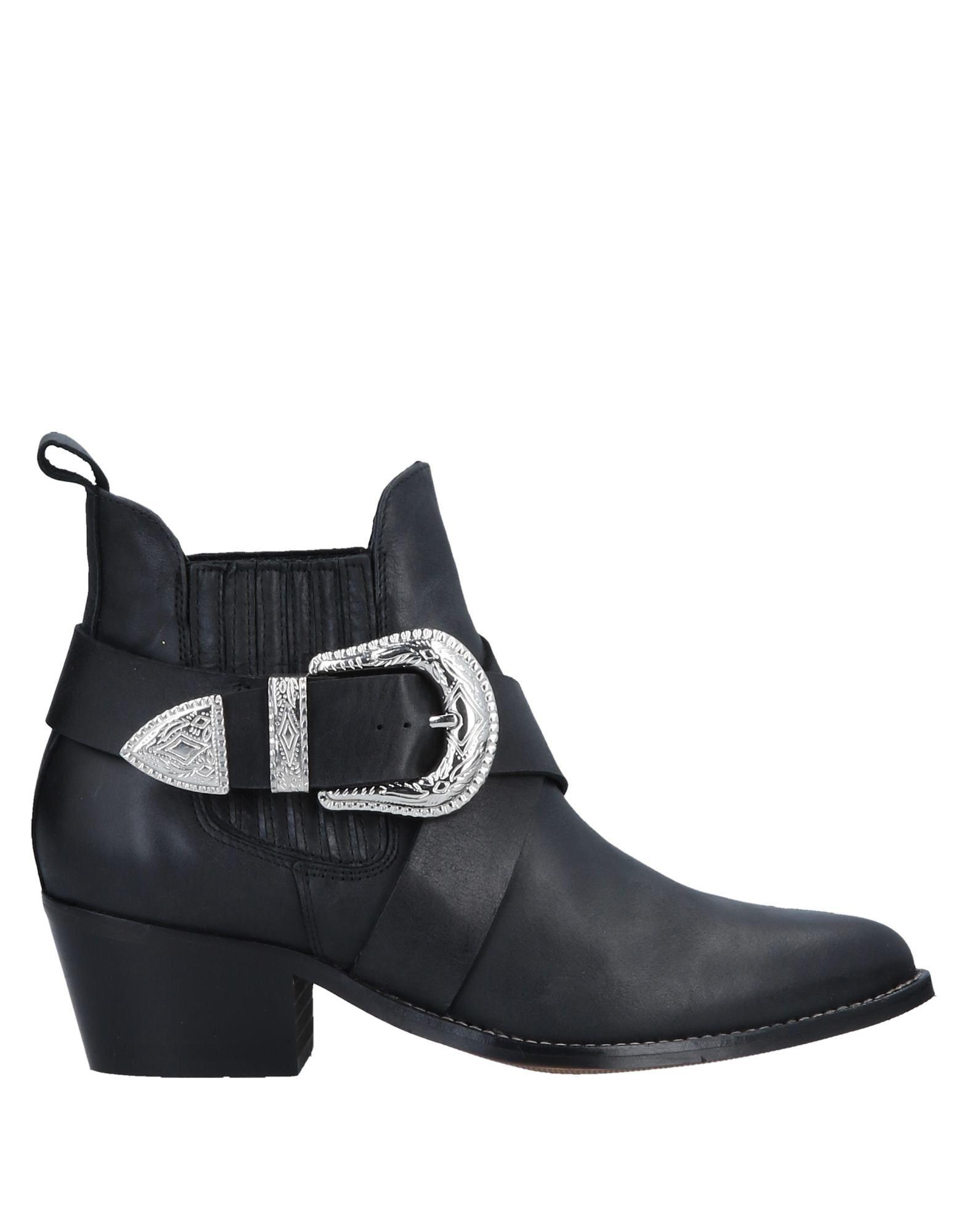 STIÙ Полусапоги и высокие ботинки grey mer полусапоги и высокие ботинки
