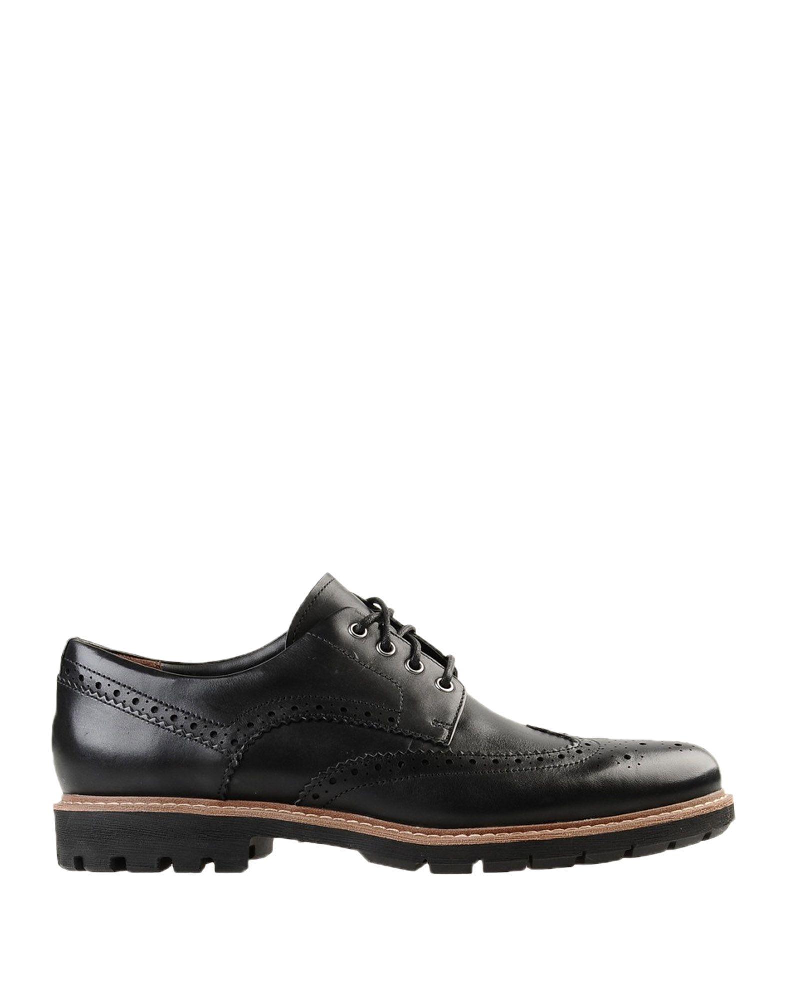 CLARKS Обувь на шнурках цены