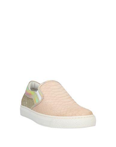 Фото 2 - Низкие кеды и кроссовки от STOKTON цвет телесный