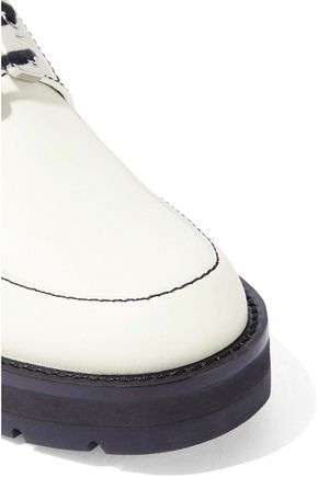 3.1 PHILLIP LIM Leather brogues