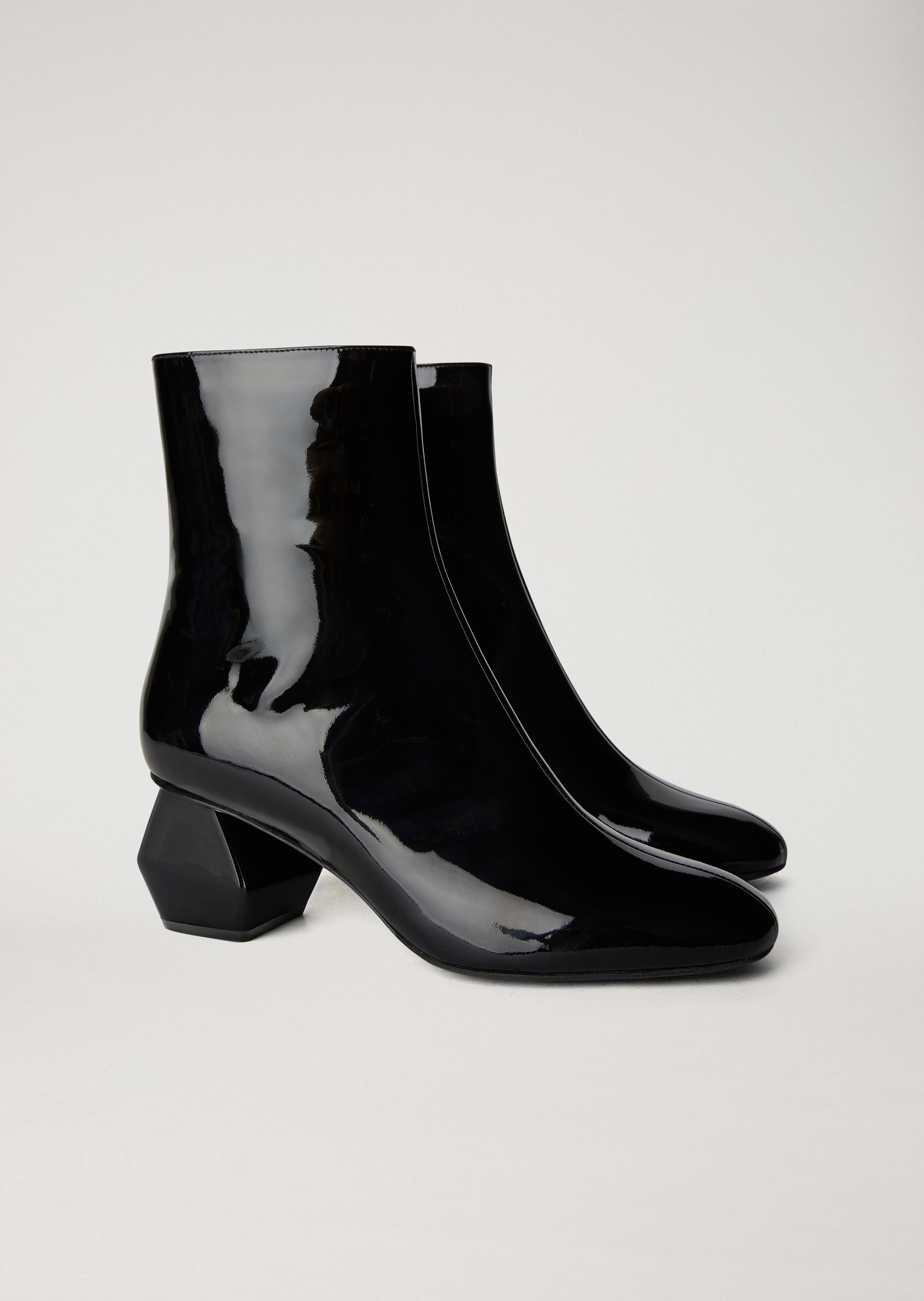 Ankle Boots - Item 11567837, Black from ARMANI.COM