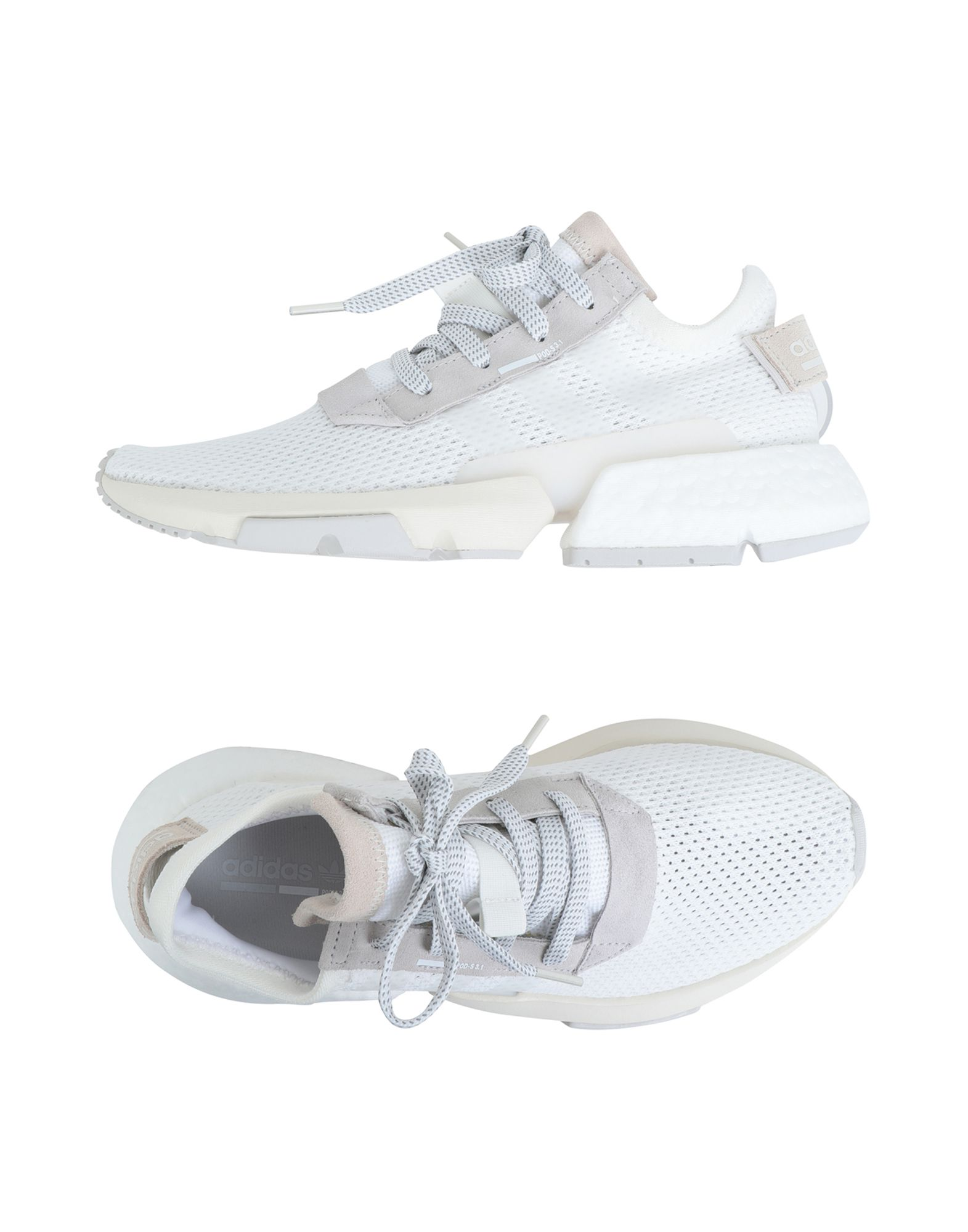 ADIDAS ORIGINALS Низкие кеды и кроссовки кроссовки adidas adidas ad002akhzxc5
