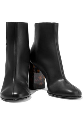 STELLA McCARTNEY Faux leather ankle boots