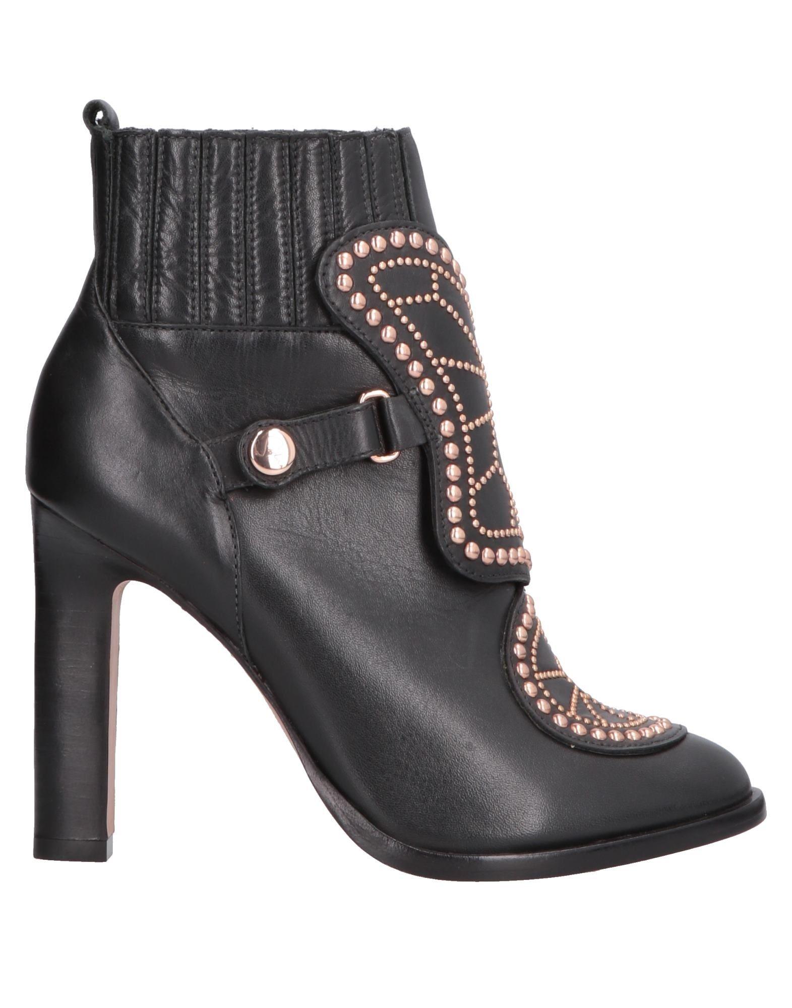 SOPHIA WEBSTER Полусапоги и высокие ботинки sophia webster полусапоги и высокие ботинки