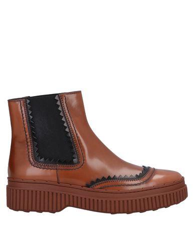 Полусапоги и высокие ботинки TOD S