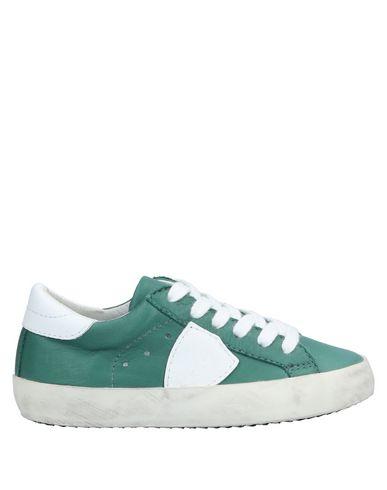 Низкие кеды и кроссовки от PHILIPPE MODEL