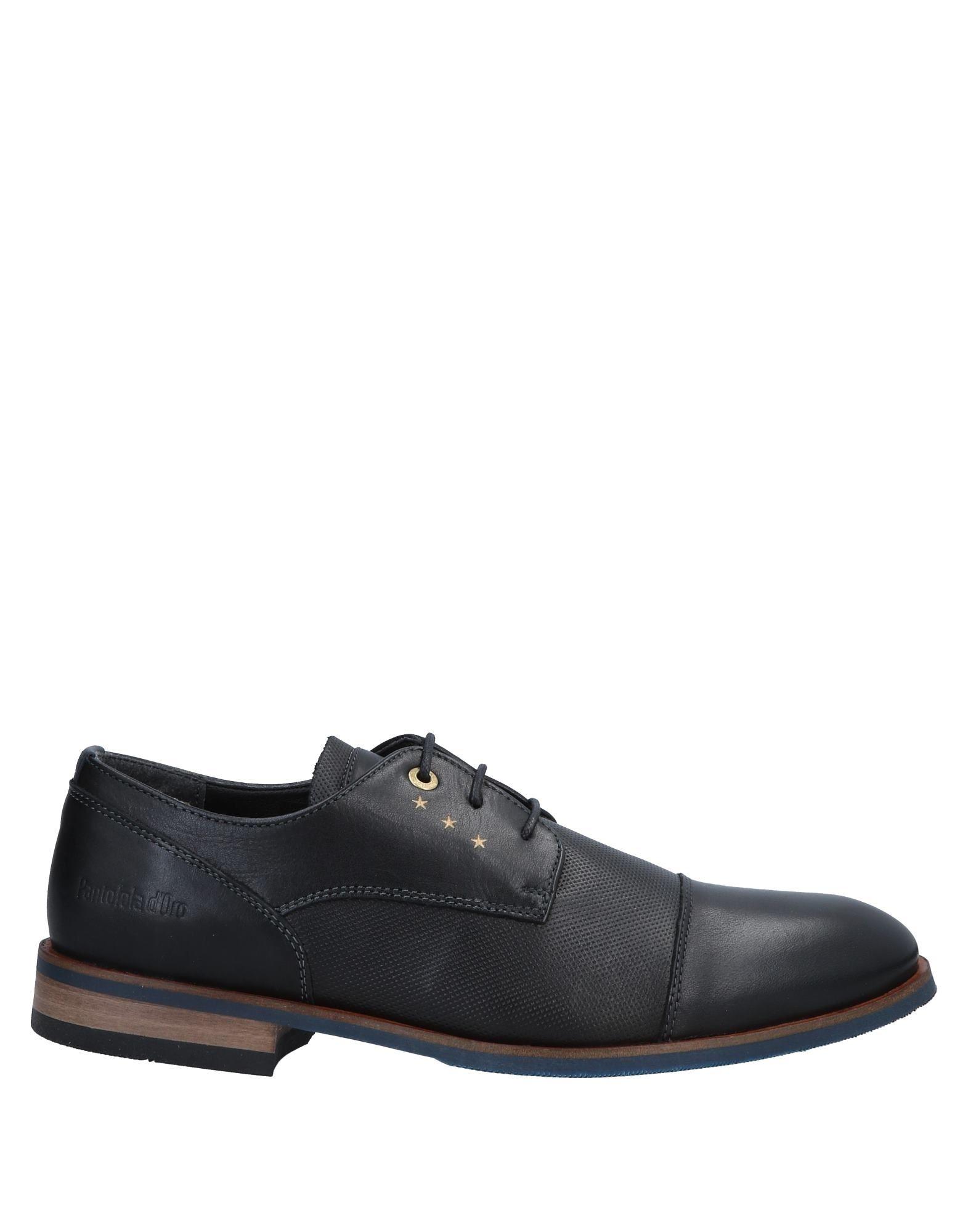 PANTOFOLA D'ORO Обувь на шнурках цены онлайн