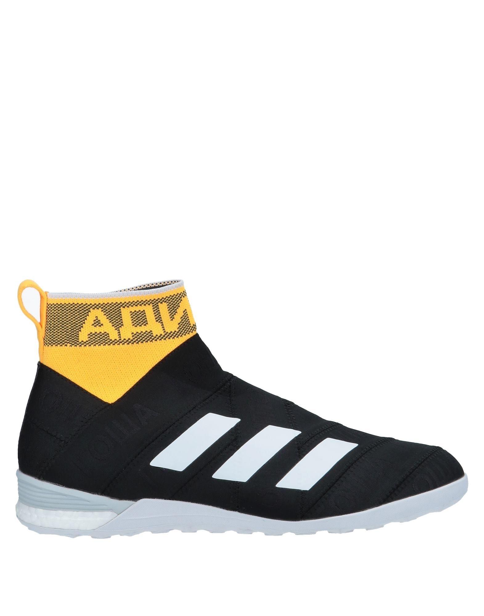 ADIDAS Высокие кеды и кроссовки