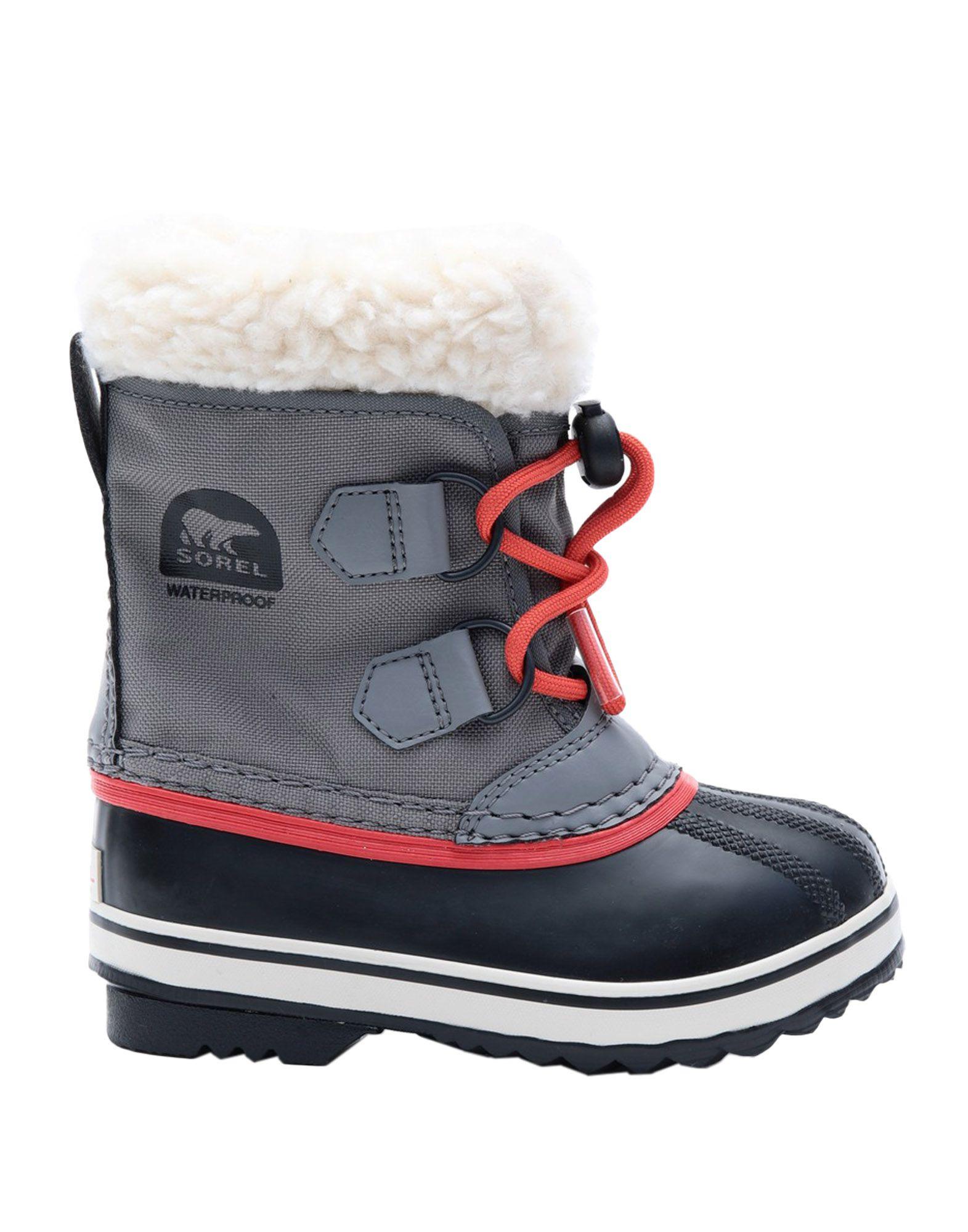 SOREL Полусапоги и высокие ботинки дутики sorel sorel so490akdfzc7