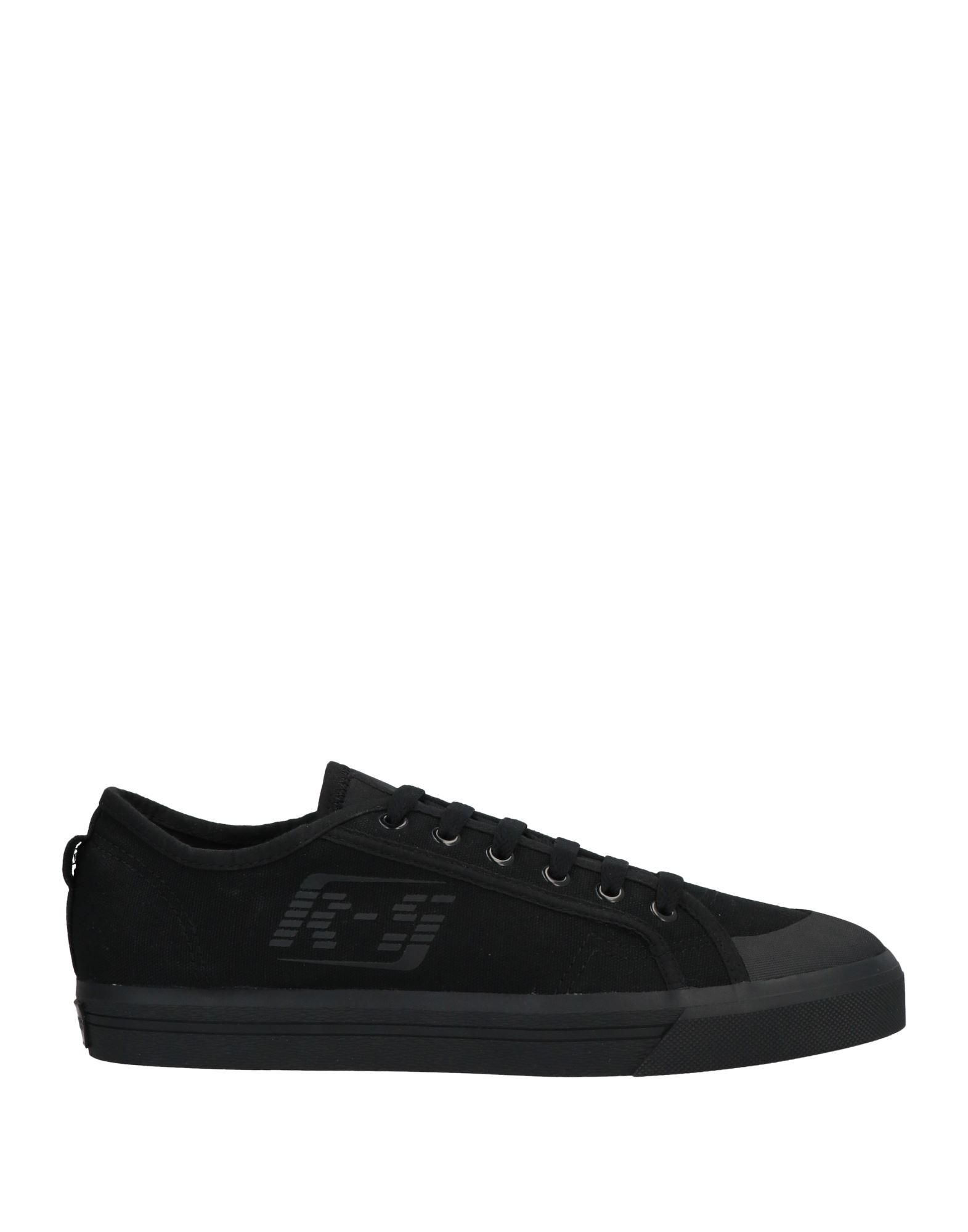 ADIDAS by RAF SIMONS Herren Low Sneakers & Tennisschuhe2 schwarz