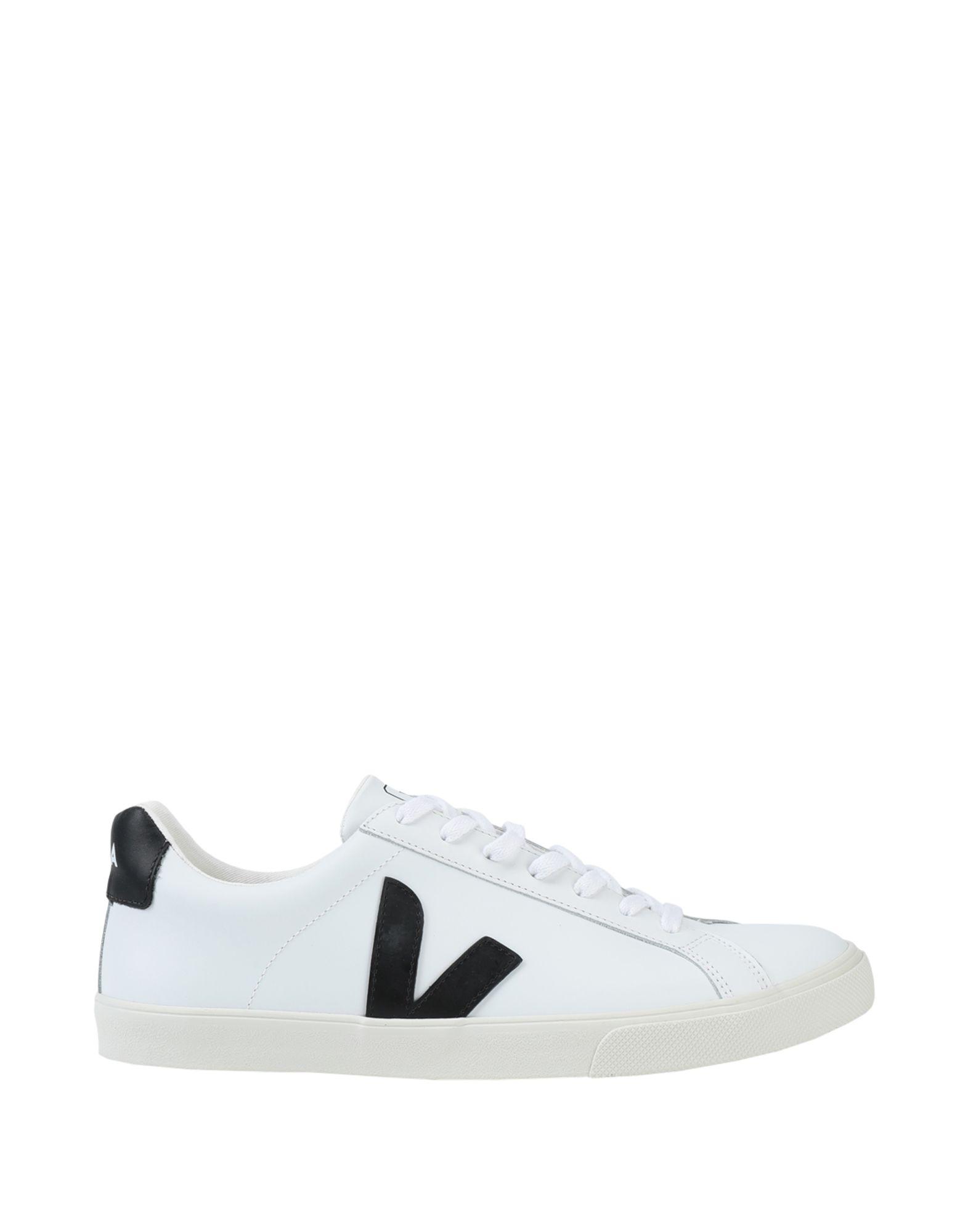 《送料無料》VEJA メンズ スニーカー&テニスシューズ(ローカット) ホワイト 41 革