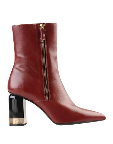 Фото - Полусапоги и высокие ботинки от BRUNO PREMI красно-коричневого цвета