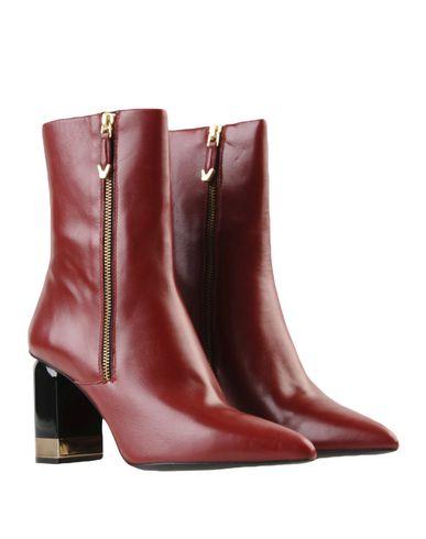 Фото 2 - Полусапоги и высокие ботинки от BRUNO PREMI красно-коричневого цвета